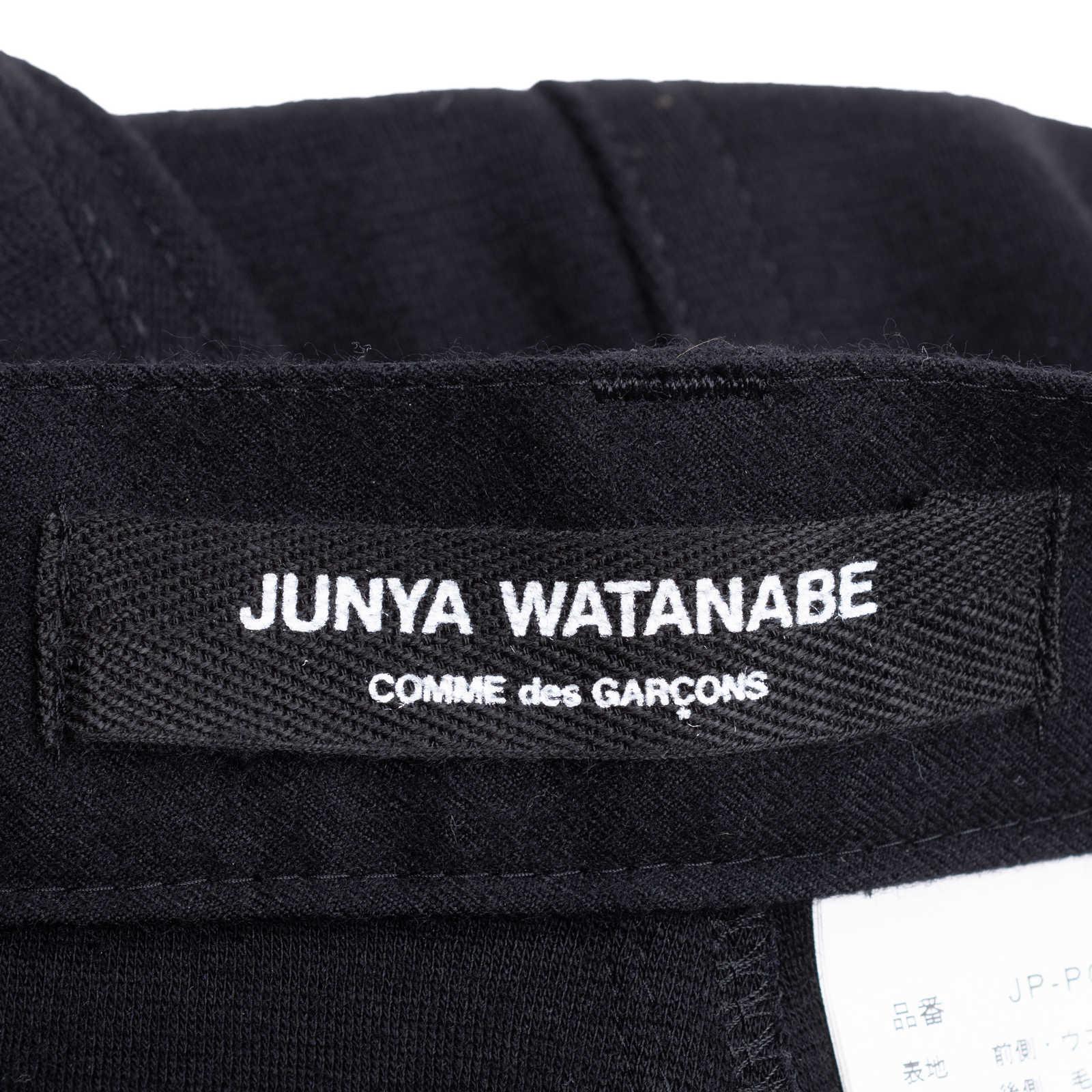 e40e34e2709 ... Authentic Second Hand Junya Watanabe Studded Wool Pants (PSS-515-00144)  -