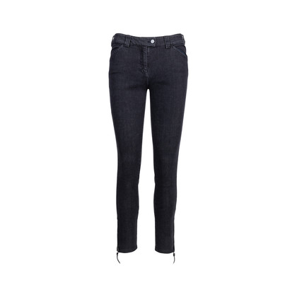 Authentic Pre Owned Balenciaga Zip Denim Jeans (PSS-515-00160)