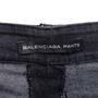 Authentic Pre Owned Balenciaga Zip Denim Jeans (PSS-515-00160) - Thumbnail 2