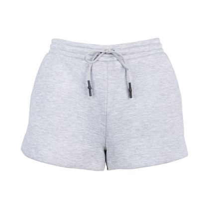 Authentic Second Hand T by Alexander Wang Grey Sweatshorts (PSS-515-00161)