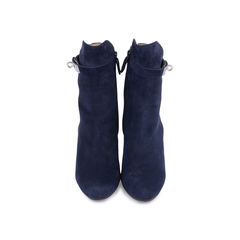 Suede Joueuse Ankle Boots
