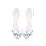 Authentic Second Hand Christian Dior Floral Pump Sandals (PSS-515-00179) - Thumbnail 0