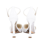 Authentic Pre Owned Christian Dior Floral Pump Sandals (PSS-515-00179) - Thumbnail 5
