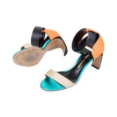 057b7405ec8 Colourblock Ankle Strap Sandals Nicholas kirkwood colourblock ankle strap  sandals 2 1545019464