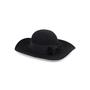 Authentic Second Hand Saint Laurent Wide-Brim Felt Hat (PSS-515-00183) - Thumbnail 0