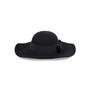 Authentic Second Hand Saint Laurent Wide-Brim Felt Hat (PSS-515-00183) - Thumbnail 3