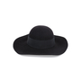 Authentic Second Hand Saint Laurent Wide-Brim Felt Hat (PSS-515-00183) - Thumbnail 4