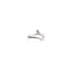 Tiffany co elsa peretti teardrop pave diamond ring 2?1545025098
