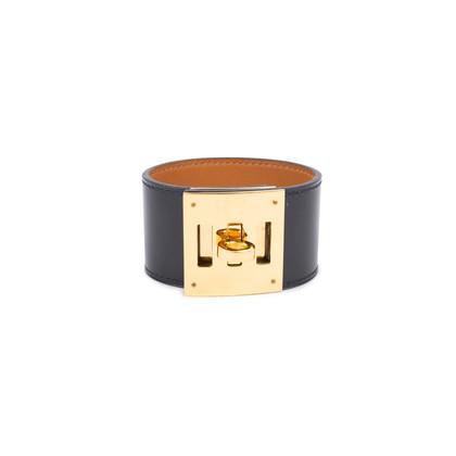 Authentic Pre Owned Hermès Kelly Dog Bracelet (PSS-588-00001)