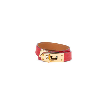 Authentic Second Hand Hermès Kelly Double Tour Bracelet (PSS-588-00002)