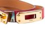 Authentic Second Hand Hermès Kelly Double Tour Bracelet (PSS-588-00002) - Thumbnail 3