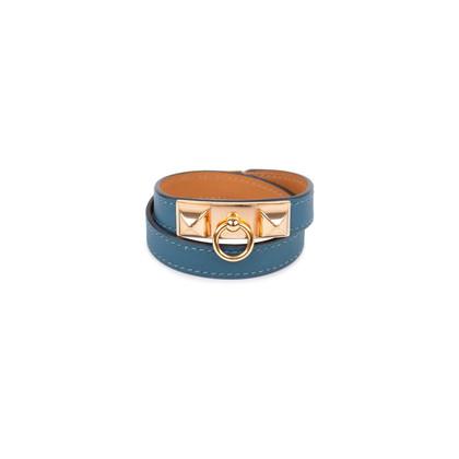 Authentic Pre Owned Hermès Rivale Double Tour Bracelet (PSS-588-00003)