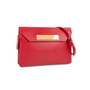 Authentic Pre Owned Balenciaga Cable Flap Clutch (PSS-588-00005) - Thumbnail 1