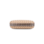 Authentic Pre Owned Bottega Veneta Knot Satin and Watersnake Clutch (PSS-588-00006) - Thumbnail 3