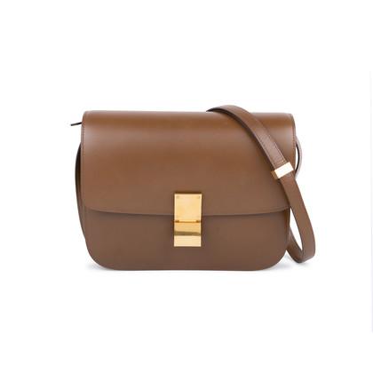 Authentic Second Hand Céline Medium Box Bag (PSS-588-00007)