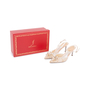 Authentic Pre Owned René Caovilla Embellished Lace Slingback Pumps (PSS-588-00016) - Thumbnail 7