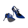 Authentic Pre Owned Nicholas Kirkwood Suede Multistrap Pointed Toe Pumps (PSS-588-00017) - Thumbnail 2