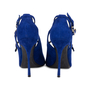Authentic Pre Owned Nicholas Kirkwood Suede Multistrap Pointed Toe Pumps (PSS-588-00017) - Thumbnail 5