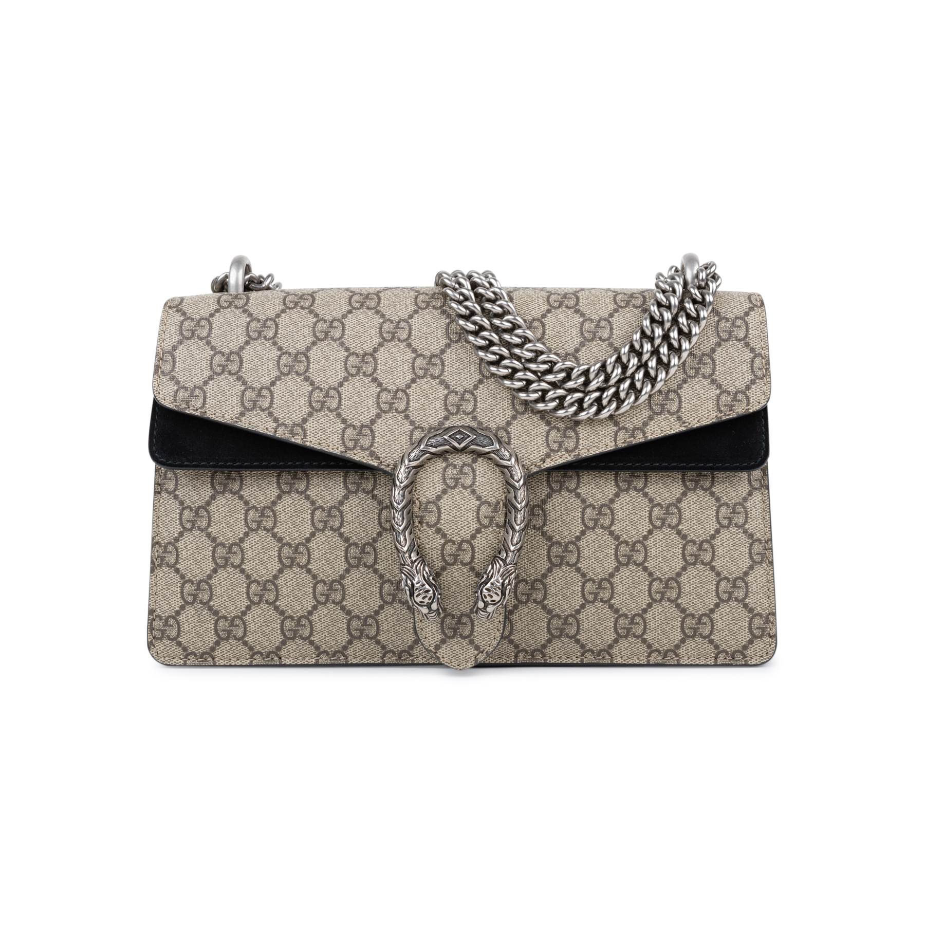 39cc9a2b559347 Authentic Second Hand Gucci Dionysus GG Supreme Medium Bag (PSS-588-00010)  | THE FIFTH COLLECTION