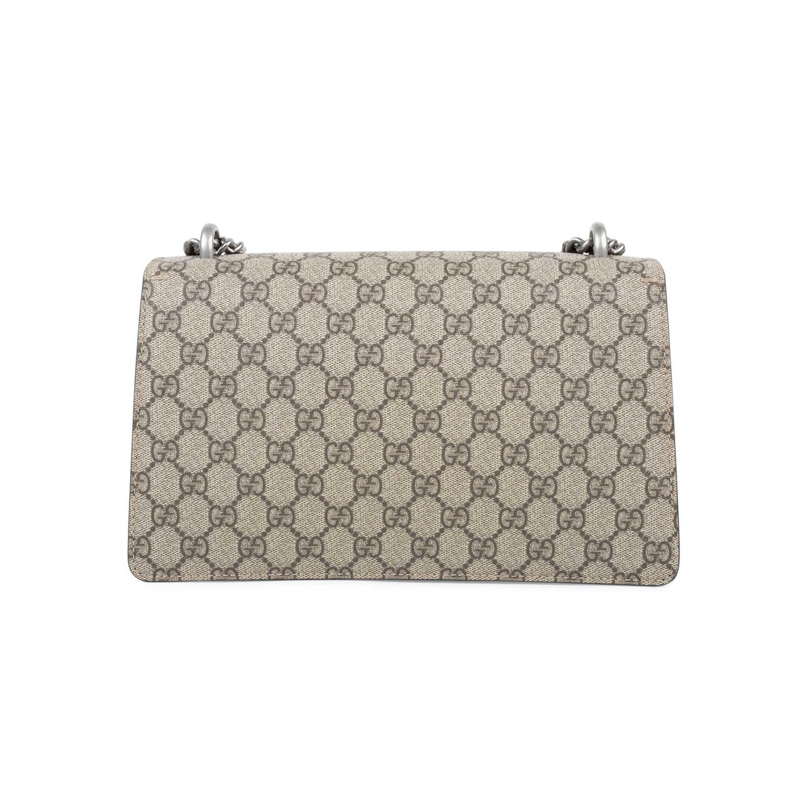76045f3f533 ... Authentic Second Hand Gucci Dionysus GG Supreme Medium Bag  (PSS-588-00010) ...