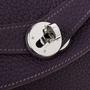 Authentic Second Hand Hermès Prunoir Lindy 34 (PSS-588-00012) - Thumbnail 11