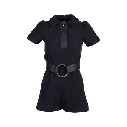 Authentic Second Hand Marc by Marc Jacobs Wool Playsuit (PSS-515-00124)