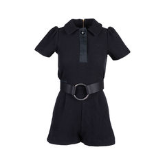 Wool Playsuit