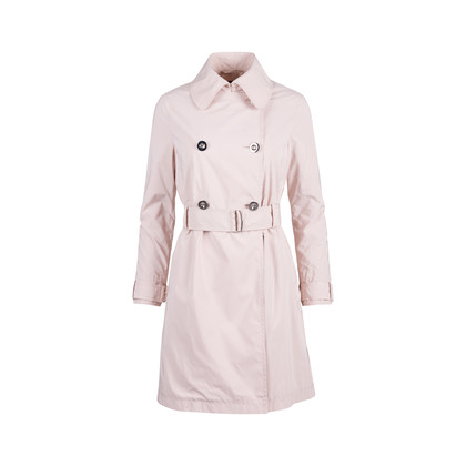 Authentic Second Hand Max Mara Belted Waterproof Coat (PSS-515-00188)