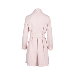 Max mara belted waterproof coat 2?1545112138