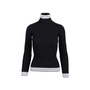 Authentic Pre Owned Sportmax Code Ribbed Knit Sweater (PSS-515-00193) - Thumbnail 0