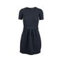Authentic Second Hand Tory Burch Leather Trim Knit Dress (PSS-515-00199) - Thumbnail 0