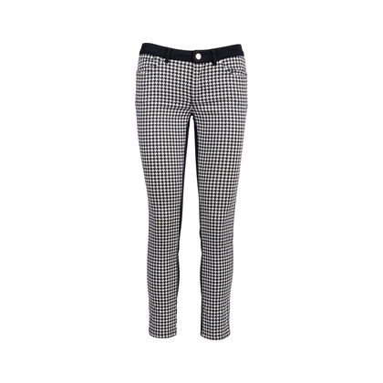 Authentic Pre Owned Sportmax Code Houndstooth Skinny Pants (PSS-515-00201)