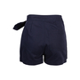 Authentic Second Hand See by Chloe Front Detail Navy Shorts (PSS-515-00204) - Thumbnail 1