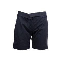 Folded Waist Shorts