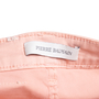 Authentic Pre Owned Pierre Balmain Pink Moto Skinny Jeans (PSS-515-00206) - Thumbnail 2