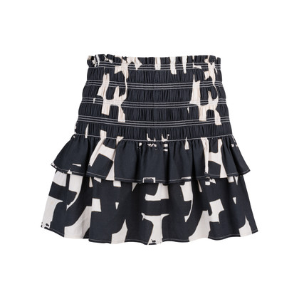 Authentic Second Hand Isabel Marant Printed Stretch Skirt (PSS-515-00207)