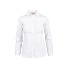 Pointed White Shirt