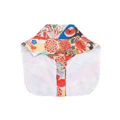 Carven floral print detachable collar 2?1545115698