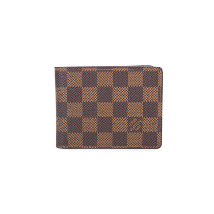 Authentic Second Hand Louis Vuitton Multiple Portfolio Wallet (PSS-592-00001)