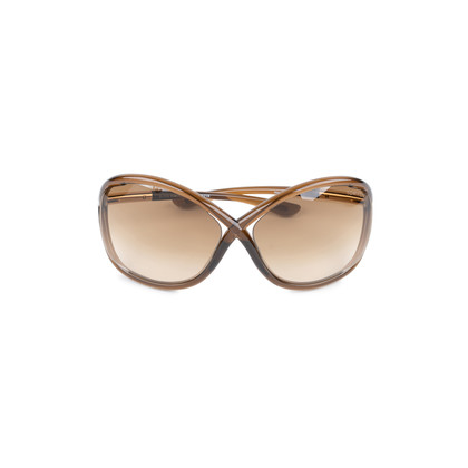 Authentic Second Hand Tom Ford Whitney Sunglasses (PSS-590-00001)
