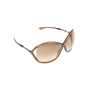 Authentic Second Hand Tom Ford Whitney Sunglasses (PSS-590-00001) - Thumbnail 1