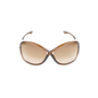 Authentic Second Hand Tom Ford Whitney Sunglasses (PSS-590-00001) - Thumbnail 4