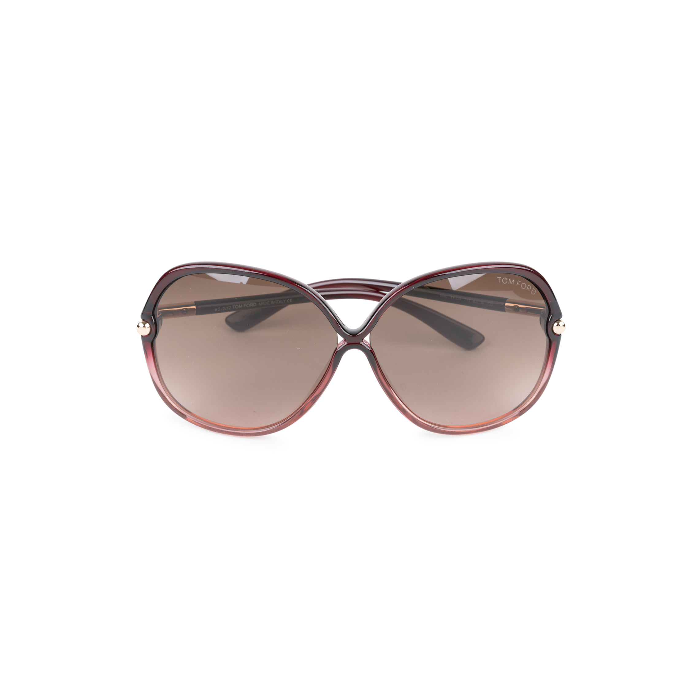 6b5674d0fa Authentic Second Hand Tom Ford Islay Sunglasses (PSS-590-00002 ...