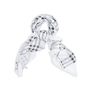 Authentic Second Hand Burberry Cotton Plaid Scarf (PSS-369-00060) - Thumbnail 0