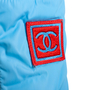 Authentic Pre Owned Chanel Blue Down Jacket (PSS-575-00049) - Thumbnail 3