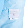 Authentic Pre Owned Chanel Blue Down Jacket (PSS-575-00049) - Thumbnail 4