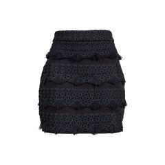 Fringe Crochet Skirt