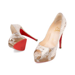 Christian louboutin altadama watersnake 140 pumps 2?1545445236