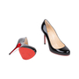 Authentic Second Hand Christian Louboutin Fifi Patent Pumps (PSS-556-00022) - Thumbnail 2