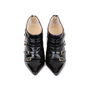 Authentic Pre Owned Jimmy Choo Patent Ankle Boots (PSS-556-00023) - Thumbnail 0